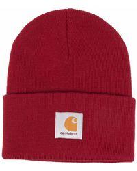 Carhartt Cappello 020222060euxx cotone - Rosso