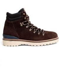 GANT Suede Ankle Boots - Brown