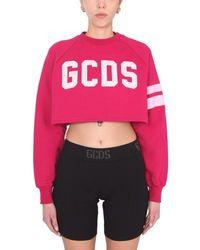 Gcds ANDERE MATERIALIEN SWEATSHIRT - Pink