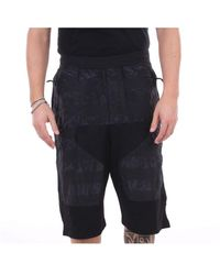 Stone Island Shorts bermuda herren - Schwarz