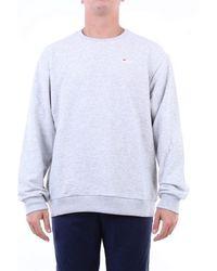Fila 688164grigiochiaro polyester sweater - Grau