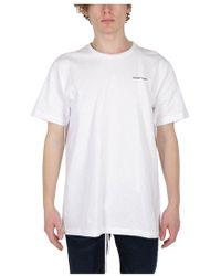 Off-White c/o Virgil Abloh White Cotton T-shirt