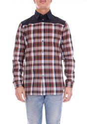 N°21 Check Shirt - Brown