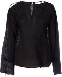 3.1 Phillip Lim Silk Blouse - Black
