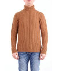 Retois Brown Wool Jumper