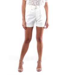 Maison Margiela Cotton Shorts - White
