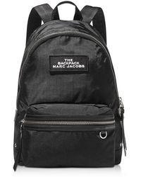 Marc Jacobs Backpack For Women - Black