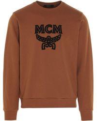 MCM - ANDERE MATERIALIEN SWEATSHIRT - Lyst