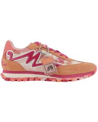 """Marc Jacobs """"the Jogger"""" Trainers - Pink"""