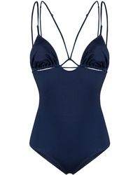 Jacquemus - Polyester One-piece Suit - Lyst