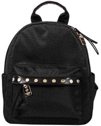 Borbonese - Polyester Backpack - Lyst
