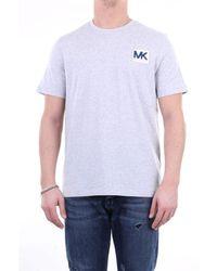 Michael Kors - T-shirt kurzarm herren - Lyst