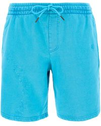 Daily Paper ANDERE MATERIALIEN SHORTS - Blau