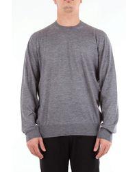 Cruciani Knitwear Crewneck - Grey