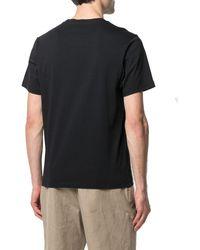 KENZO T-Shirt mit Tiger - Schwarz