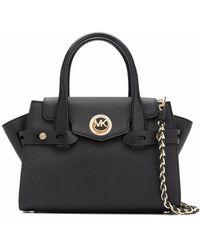 Michael Kors Luxury Fashion Donna 30S0GNMS1L001 Nero Borsa A o   Primavera Estate 20