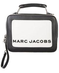 Marc Jacobs LEDER HANDTASCHEN - Weiß