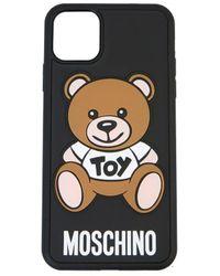 Moschino PVC - Nero