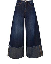 Roy Rogers Cotton Jeans - Blue