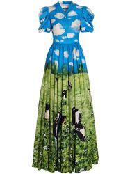 Moschino Dress - Blue