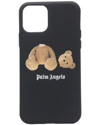 Palm Angels PVC COVER - Schwarz