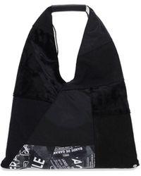 Maison Margiela Other Materials Handbag - Black