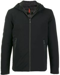 Rrd Polyester Outerwear Jacket - Black
