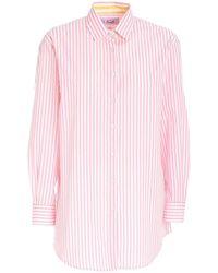 Mc2 Saint Barth Brigitte Shirt - Pink