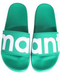 Étoile Isabel Marant Pvc Sandals - Green