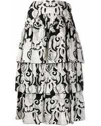 See By Chloé Cotton Skirt - White