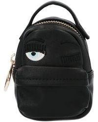 Chiara Ferragni Cfz081 Backpack - Black