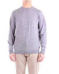Fedeli Trousse sweatshirt herren - Lila
