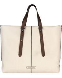 Brunello Cucinelli - Bags.. White - Lyst