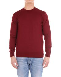 Cruciani Wool Jumper - Red