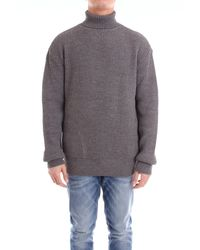 Relive Trousse sweatshirt herren - Grau