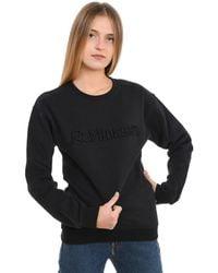 Roy Rogers Cotton Sweatshirt - Black