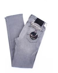 Jacob Cohen Jeans modell 688 - Grau