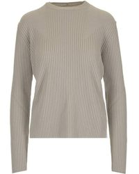 Rick Owens - ANDERE MATERIALIEN SWEATER - Lyst