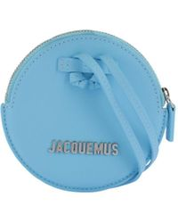 Jacquemus Other Materials Wallet - Blue