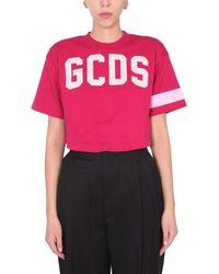 Gcds ANDERE MATERIALIEN T-SHIRT - Pink