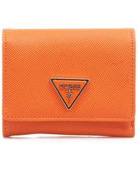 Guess Swvg813043012ora andere materialien brieftaschen - Orange
