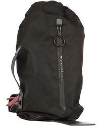 Off-White c/o Virgil Abloh - Black Polyamide Backpack - Lyst