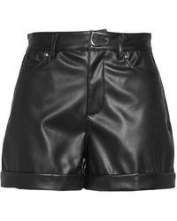 Guess Other Materials Shorts - Black