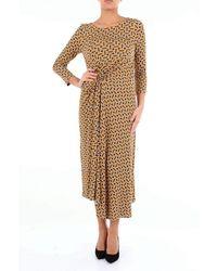 Maliparmi Viscose Dress - Multicolour