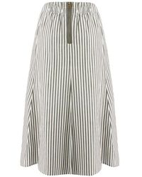 Woolrich Cotton Skirt - White