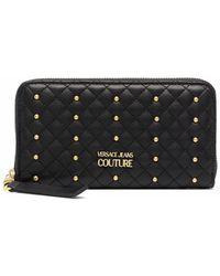 Versace Jeans Couture Portafoglio 71va5pq171881899 poliuretano - Nero
