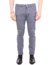 Entre Amis Trousse jeans herren - Mehrfarbig