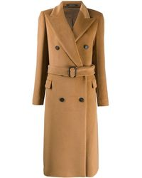 Tagliatore - Wool Coat - Lyst