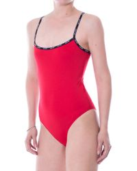 Levi's Red Polyester One-piece Suit