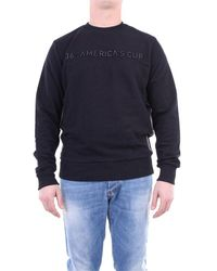 North Sails 451005000 Cotton Sweatshirt - Black